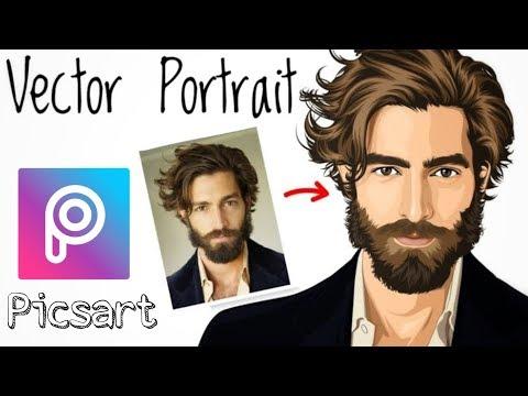 Xxx Mp4 Picsart Tutorial Vector Portrait Portrait Image Editing 3gp Sex