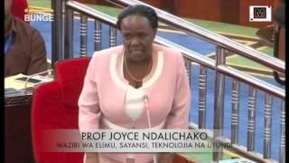 Prof Ndalichako atoa taarifa ya kurudishwa nyumbani kwa wanafunzi wa Udom