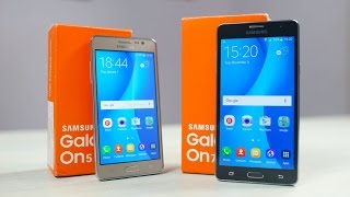 Samsung Galaxy ON5 & ON7 Unboxing!