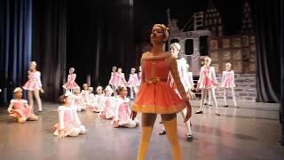 DNI DANCER /// DANZA MODERNA INFANTIL /// NEW YORK CITY