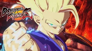 Super Saiyan 2 Gohan vs Perfect Cell! SSJ2 TRANSFORMATION! - Dragon Ball FighterZ Demo Gameplay