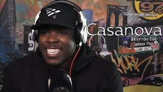 Casanova Talks Tour With Chris Brown, The First Time He Got Arrested & Not Speaking To His Siblings