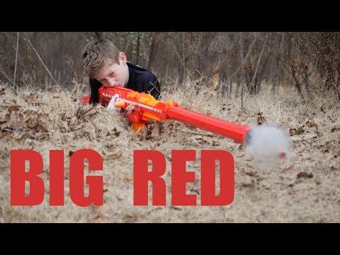 Nerf War Big Red Trump Calls on NIA