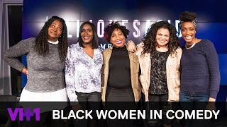 All Jokes Aside: Black Women In Comedy Live Q&A   Moderated By Franchesca Ramsey   VH1