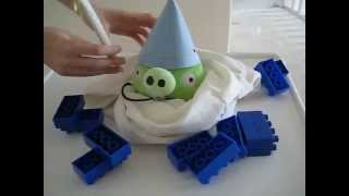 Angry Birds Epic Plush Adventures Episode 5: Battle of the Wiz Pig