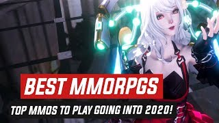 Best MMORPGs 2019 - The Top MMOs to Play Going Into 2020!