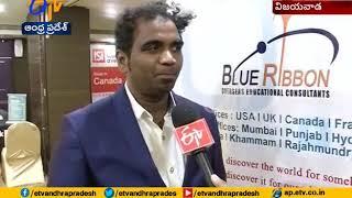 Blue Ribbon Organized by Global Education Fair at Vijayawada