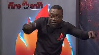 Commentary Position - Fire 4 Fire on Adom TV (4-9-17)