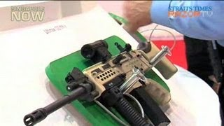 Singapore's future weapons