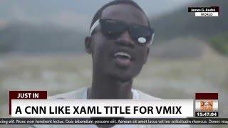 FREE DOWNLOAD - CNN-LIKE XAML TITLE FOR VMIX