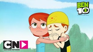 Ben 10 | Gwen in Distress! | Cartoon Network Africa