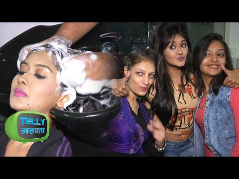 Salon Special: Kanchi Singh Pampers Herself With Telly Masala | Exclusive