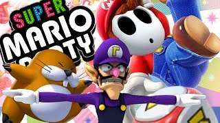 SUPER MARIO PARTY - A VERY HARD 20 TURNS
