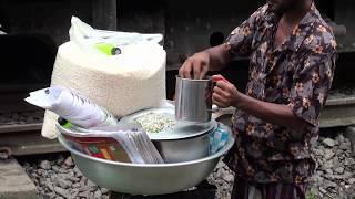 How to make chanachur jal muri