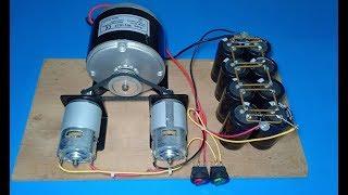 100% working Free energy generator , Amazing self running machine