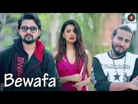 Bewafa - Official Music Video   Mack The Rapper   Siddharth Bhatt   Divya Agarwal