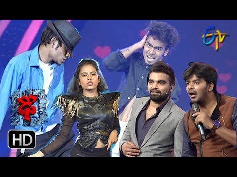 Xxx Mp4 Dhee 10 2nd May 2018 Full Episode ETV Telugu 3gp Sex