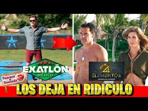 Xxx Mp4 Exatlon Humilla A 4 Elementos De Televisa 3gp Sex
