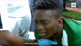 هدف رمضان صبحي في مرمي نجيريا | 29-03-2016 | تصفيات كأس أمم أفريقيا – تعليق علي محمد علي