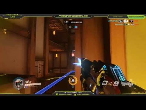 Xxx Mp4 Overwatch Daily 017 W The Usual Suspects Part 2 3gp Sex