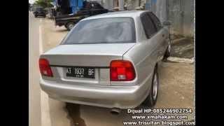 Dijual Suzuki Baleno 2000  Samarinda Hp;085246902754 http://www.xmahakam.com/