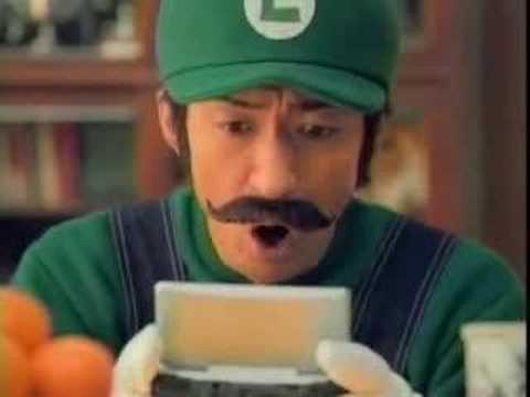 Mario Kart DS japanese ad