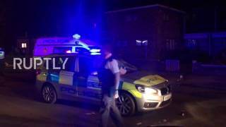 UK: Police clash with protesters at East London demo over Da Costa death