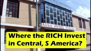 Best Investment for Rich in Mexico, Central, South America Invest? #investments