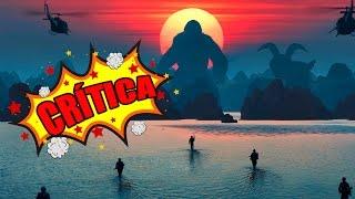 Kong: A Ilha da Caveira / Crítica - Bode na Sala