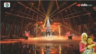 Ical M - Aku Dilahirkn Untk Siapa (D'Academy 3 Konser Grand Final)