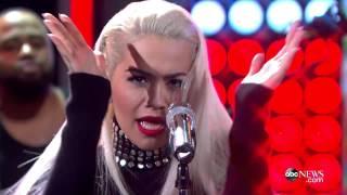 [LIVE HD] Rita Ora - Body On Me @ GMA Good Morning America