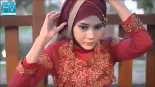 Cara memakai Kerudung   Indahnya berhijab     Paris Untuk Pesta Pengantin & Wisuda Hijab Terbaru