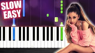 Ariana Grande - One Last Time - EASY Piano Tutorial by PlutaX