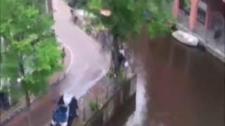 Unbelievable Live Accident ....!!!!
