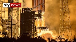 NASA+launch+mission+to+the+Sun