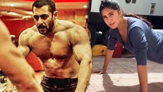 Salman To Lose Weight For Dance Film, Katrina