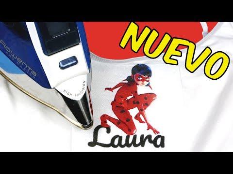 NUEVA Técnica para estampar o serigrafiar camisetas o remeras en casa   Ideas FACILES DIY