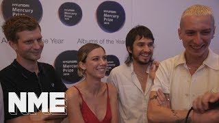 Wolf Alice on the Mercury Prize, Shame, and their next album