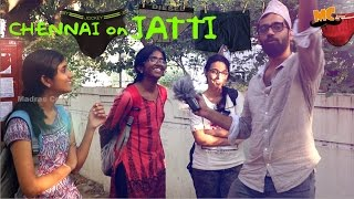 Chennai on Jatti ( Underwear ) | Loudspeaker Epi - 10 | Vox pop | Madras Central