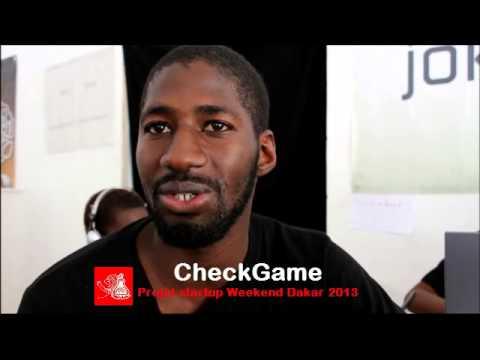 Xxx Mp4 Startup Weekend Dakar Interview Du Projet CheckGame 3gp Sex