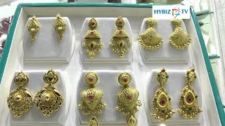 Latest Arrivals Of Jhumkas In GRT Jewellers - Hybiz.tv