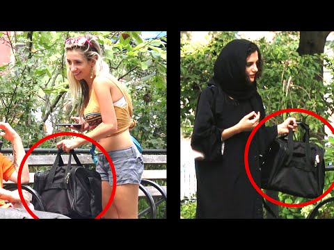 Xxx Mp4 AMERICAN Vs MUSLIM BAG EXPERIMENT 3gp Sex