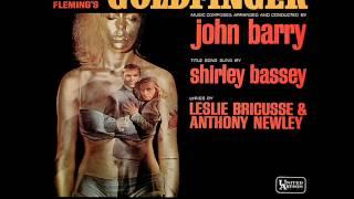 James Bond - Goldfinger soundtrack FULL ALBUM