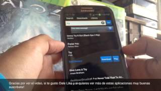 Una Aplicación Muy Buena : Simple Mp3 Downloader #3