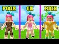 Download Video Download Roblox: GOING FROM POOR TO RICH IN ROBLOX!!! 3GP MP4 FLV