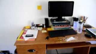 Organized Room=Organized Mind. CLEAN DAT ROOM BOY!