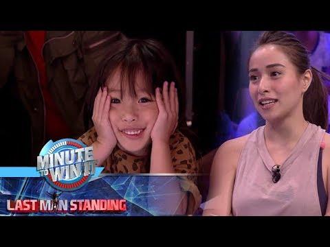 Xxx Mp4 Minute To Win It Amarah Suportado Ang Kanyang Mommy Cristine Sa Laban 3gp Sex