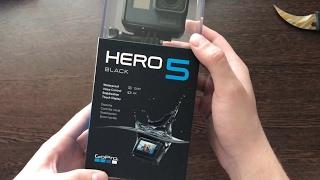 Noul GoPro HERO 5 Black + multe accesorii!
