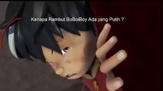 BoBoiBoy Terbaru: inilah Rahasia dibalik Rambut Putih BoBoiBoy