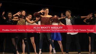 Alia Medley  Pataka Guddi, Samjhawaan, Kar Gayi Chull, Tamma Tamma